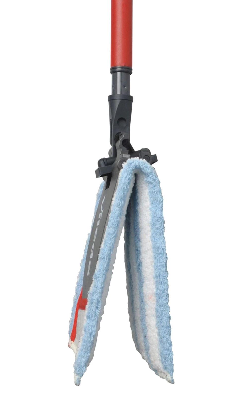 Швабра для мытья пола + хлопковая насадка 170см., Active Max, с ручкой , бел. Vileda - фото 6