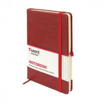 Книга записная Partner Lux А5, 96л., кл., бордо