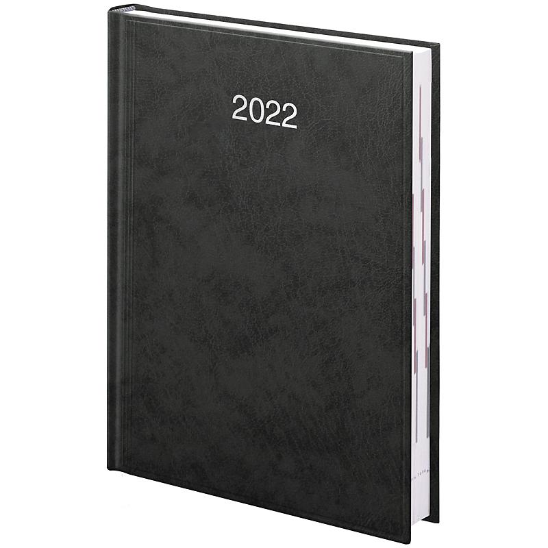 Ежедневник датированный 2022 Стандарт Miradur, 14,5х20,6см., серый Brunnen - фото 2
