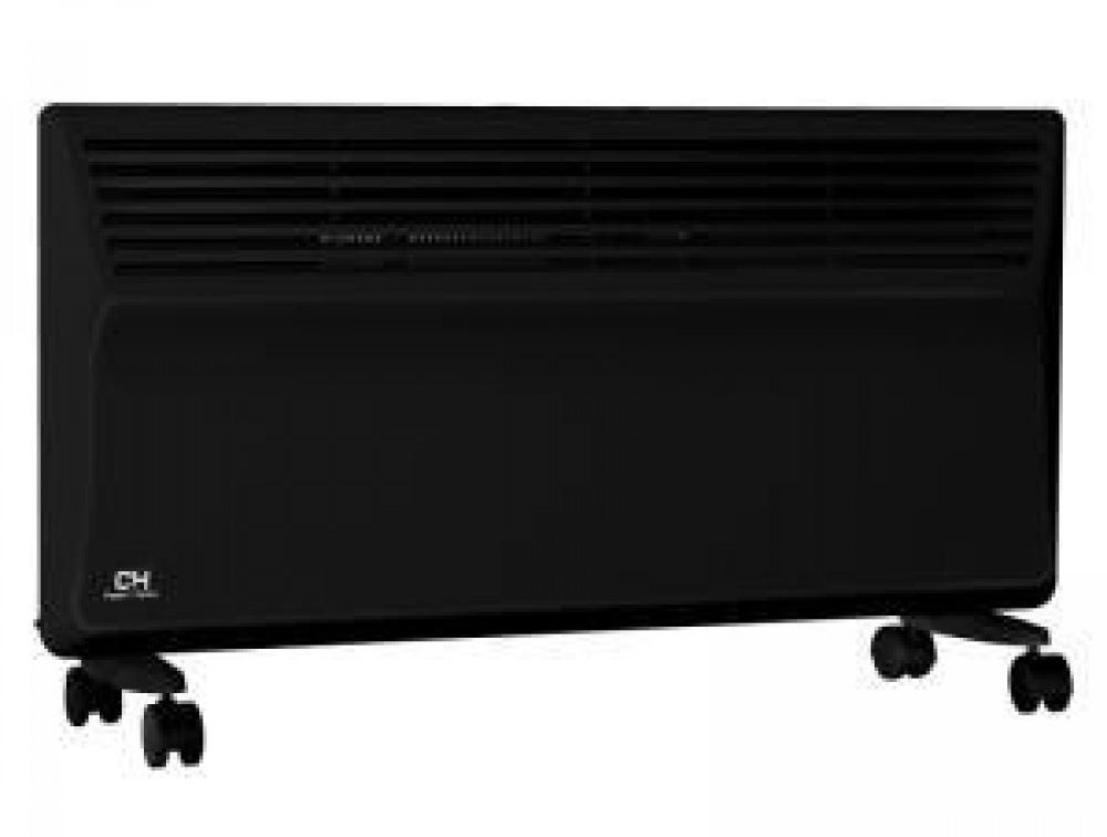 Обогреватель конвекторный C&H DOMESTIC BLACK  СH-2000 MD, 1/2кВт.,  Механ. управление, черн. Cooper&Hunter - фото 2