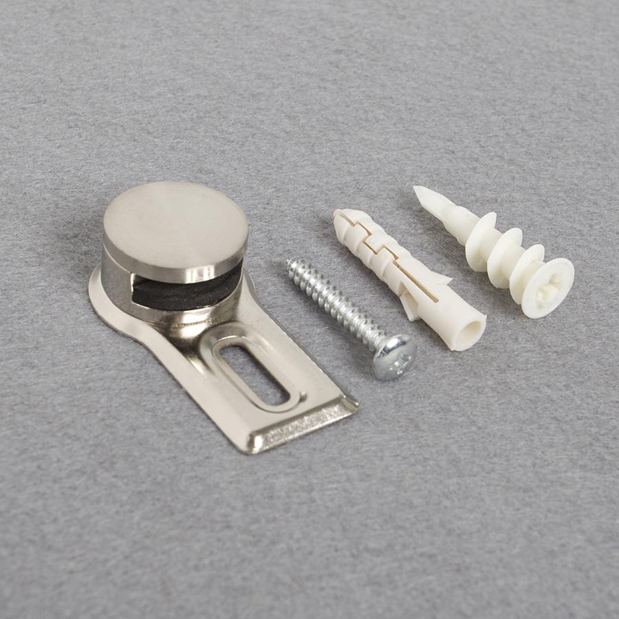 Доска стеклянная магнитная 45*45см., бел. 2x3 - фото 5