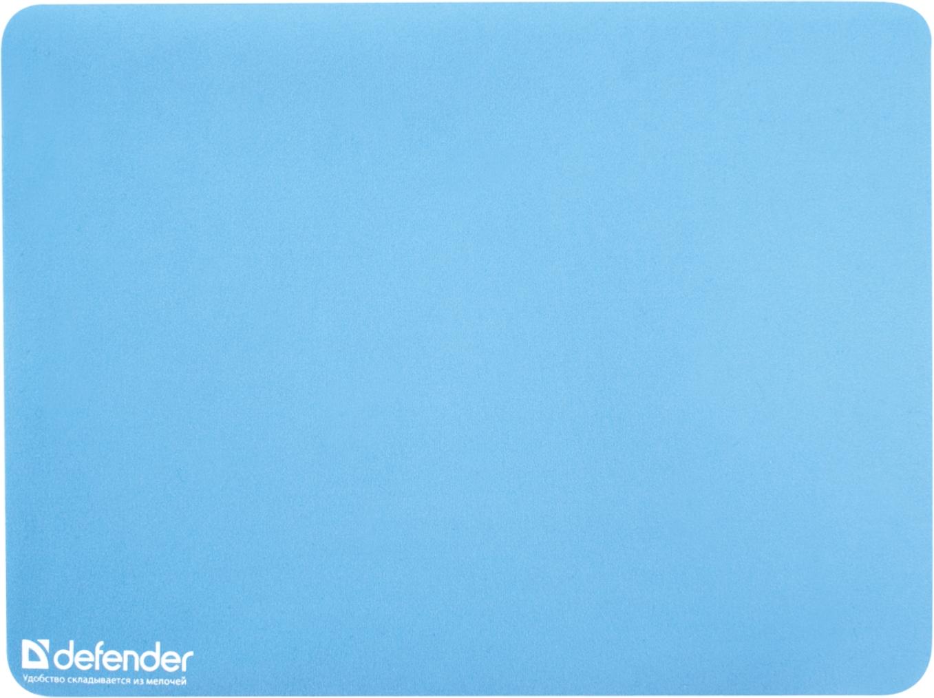 Коврик для компьютерной мыши Notebook Microfiber, 300х225х1.2мм., асорти, ассорт. Defender - фото 1