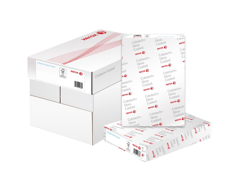 Бумага Colotech+ Gloss Coated A4 120гр./м2., 500листов (003R90336) XEROX - фото 2