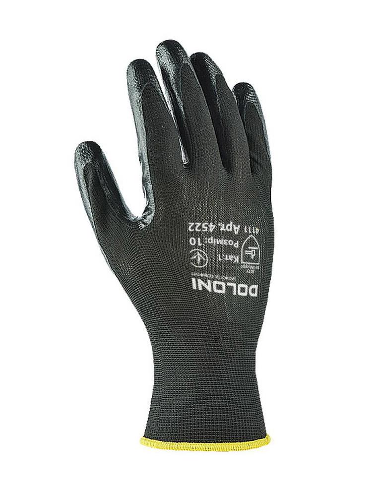 Перчатки трикотажные с нитриловым покрытием D-OIL Doloni - фото 1