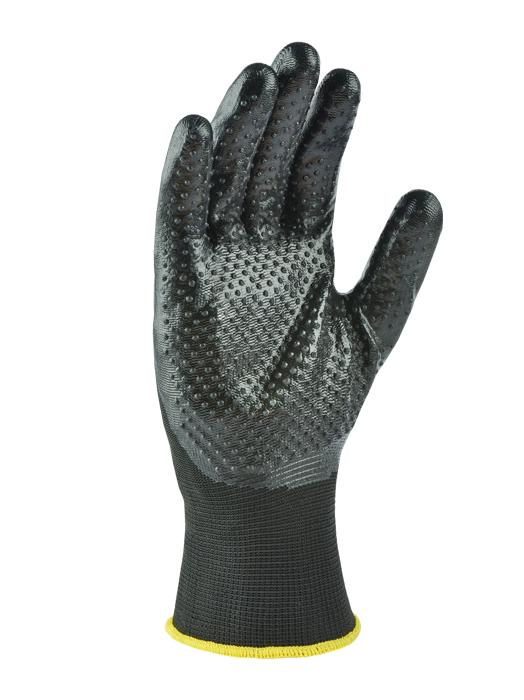 Перчатки трикотажные с нитриловым покрытием D-OIL Doloni - фото 2
