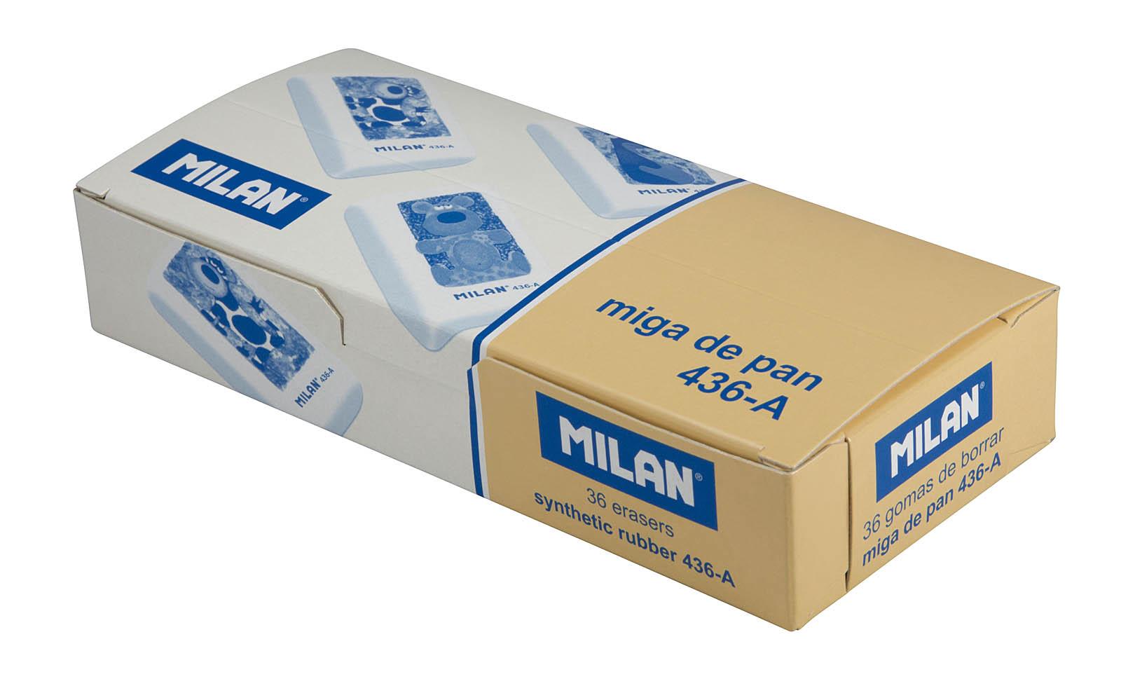 Резинка 436, синтетическая MILAN - фото 2