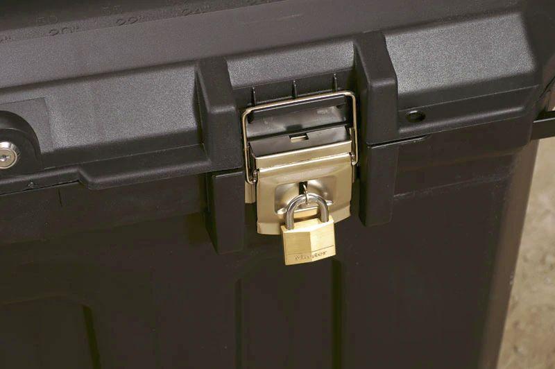 Ящик для инструмента MOBILE JOB CHEST пластиковый с колесами STANLEY - фото 7