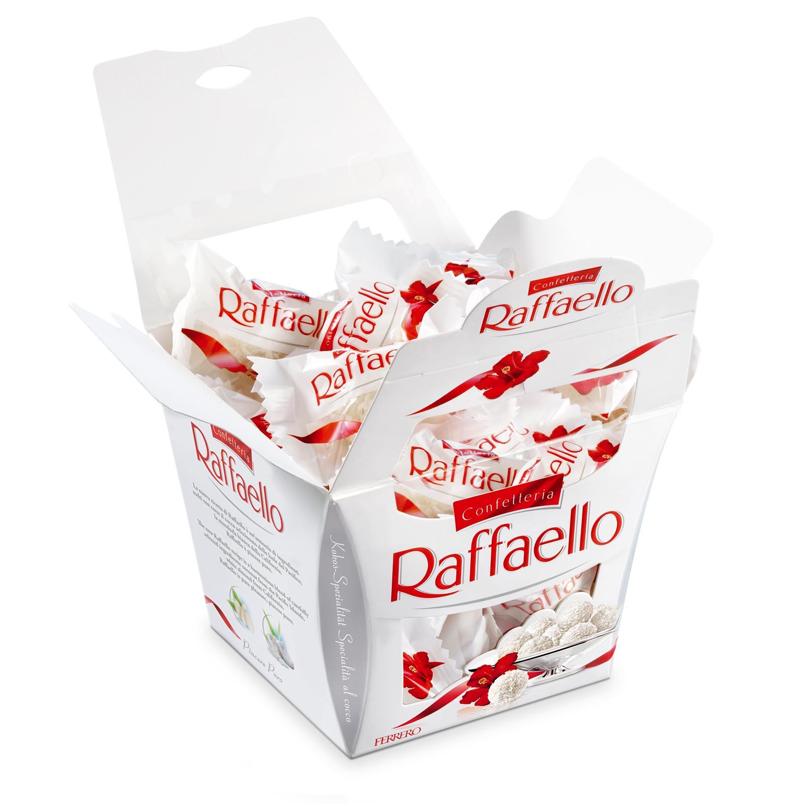 Конфеты Рафаэлло, 15шт/уп., 150г. Raffaello - фото 2
