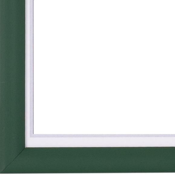 Рамка для фотографий 21*30см., зелен. LA - фото 3
