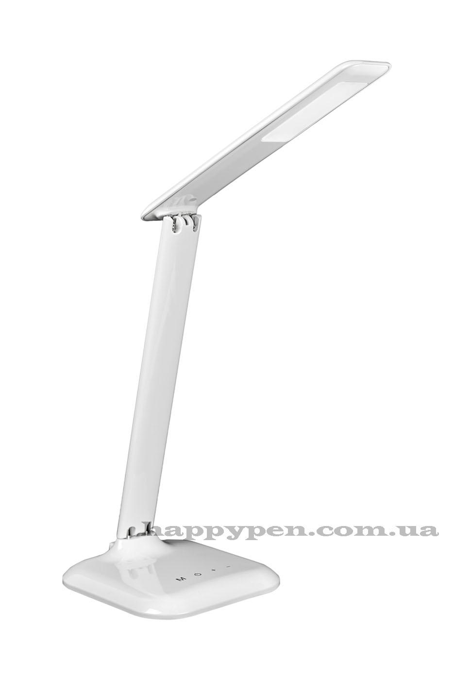 Светильник настольный на  подставке LED DELUX TF-130 3000К/6000К 7Вт, бел. DeLux - фото 1