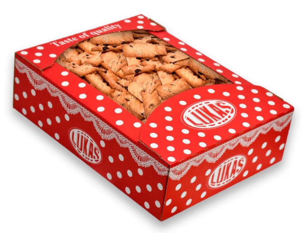Печенье Марцелик, 1,2кг. Лукас - фото 2