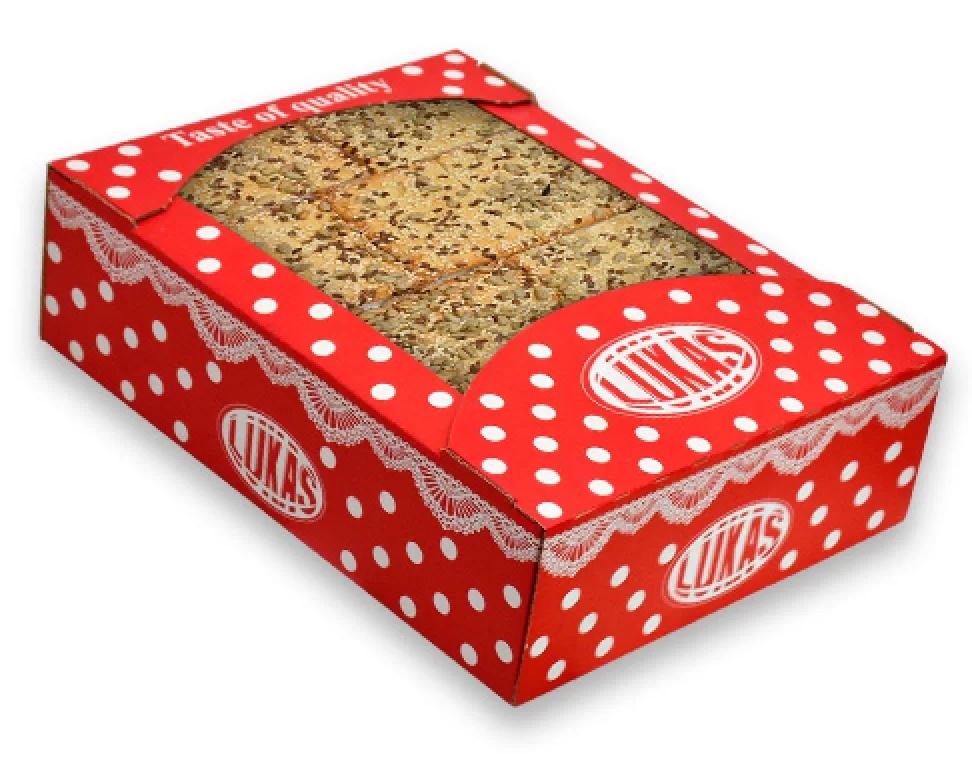 Печенье Зерновое, 610г. Лукас - фото 2