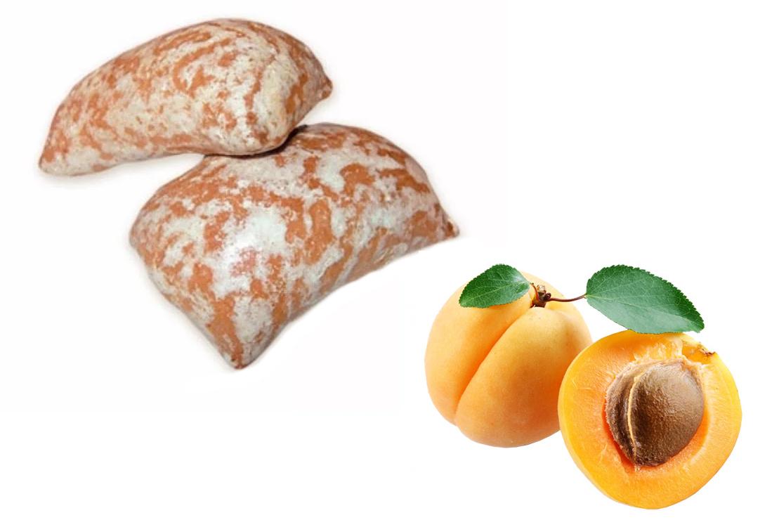 Пряники Рыжик абрикосовый, 4,5кг. Жако - фото 1