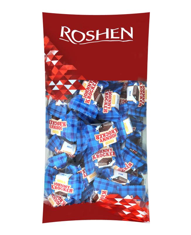 Конфеты Johnny Krocker молоко, 0,5кг. Roshen - фото 2