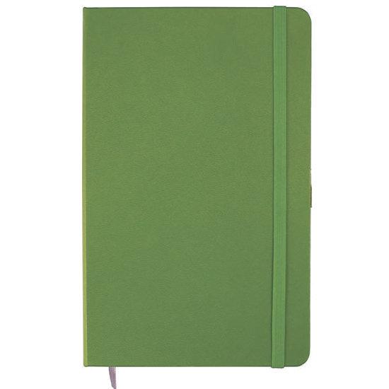 Книга записная Partner А6, 96л., кл., салат. Axent - фото 3