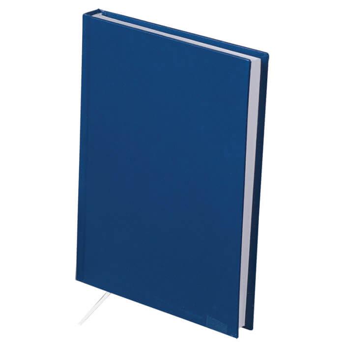 Ежедневник не датированный STRONG, 150*205мм., 144л., бумвинил, линейка, син.