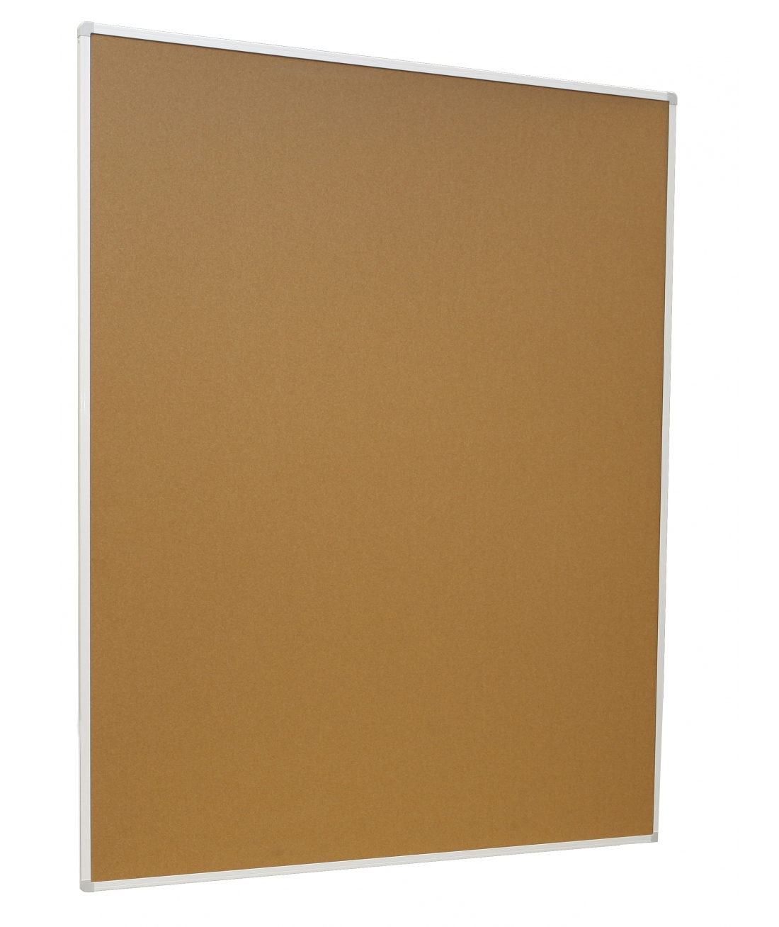 Доска модерационная 120х120см., пробковая, алюминиевая рамка 2x3 - фото 2