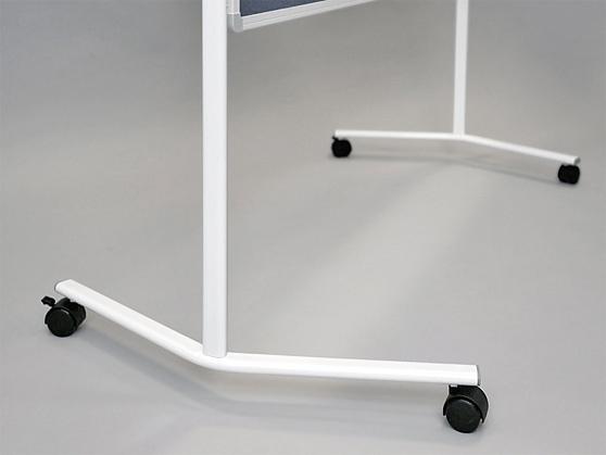 Доска модерационная 120х120см., сухостираемая, алюминиевая рамка 2x3 - фото 3