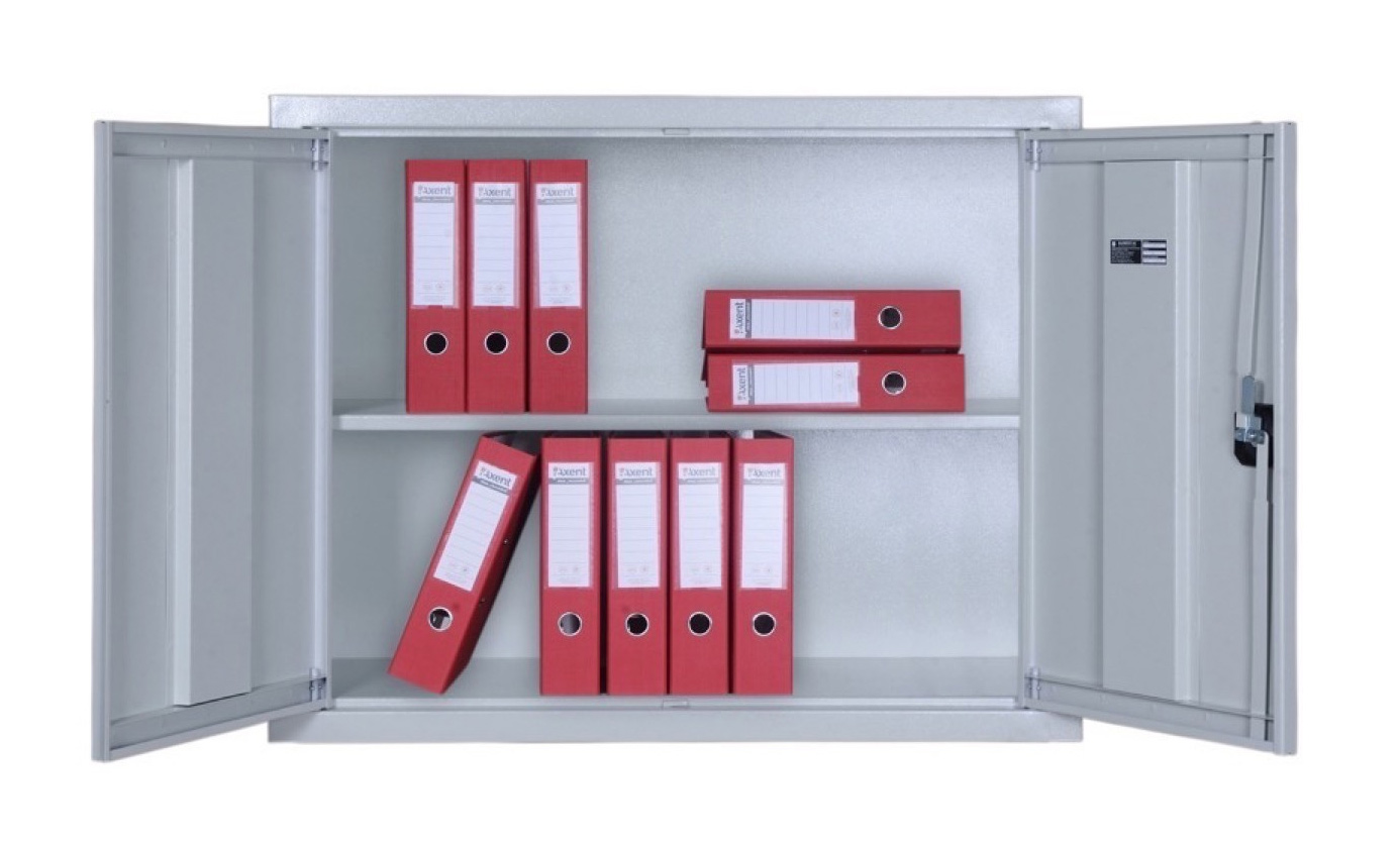 Шкаф архивный с ключевым замком, 800*1000*400мм, C.170.2 Griffon - фото 2