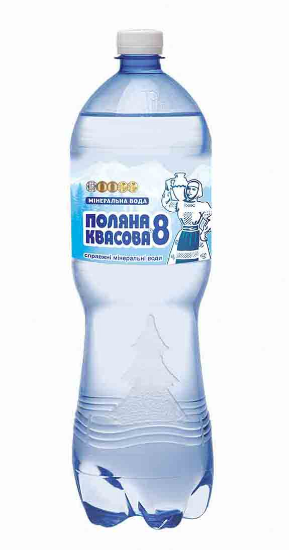 Вода минеральная газированная 1,5л., 6шт./уп., пластиковая бутылка Алекс - фото 2