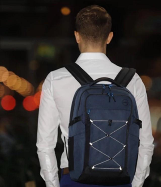 Рюкзак Energy Backpack 15 (460-BCGR), син. Dell - фото 7