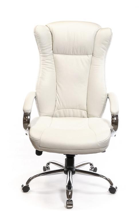 Кресло для руководителя Бадалона CH MB, беж. АКЛАС - фото 2