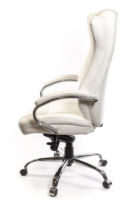 Кресло для руководителя Бадалона CH MB, беж. АКЛАС - фото 3