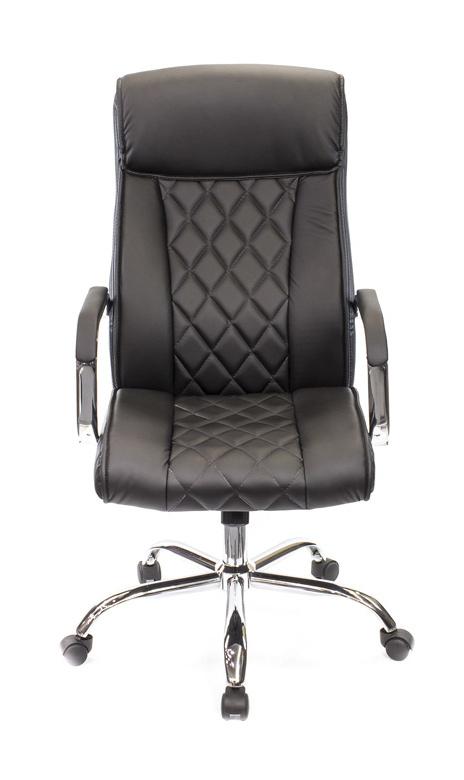 Кресло для руководителя Виконт CH ANF, черн. АКЛАС - фото 2