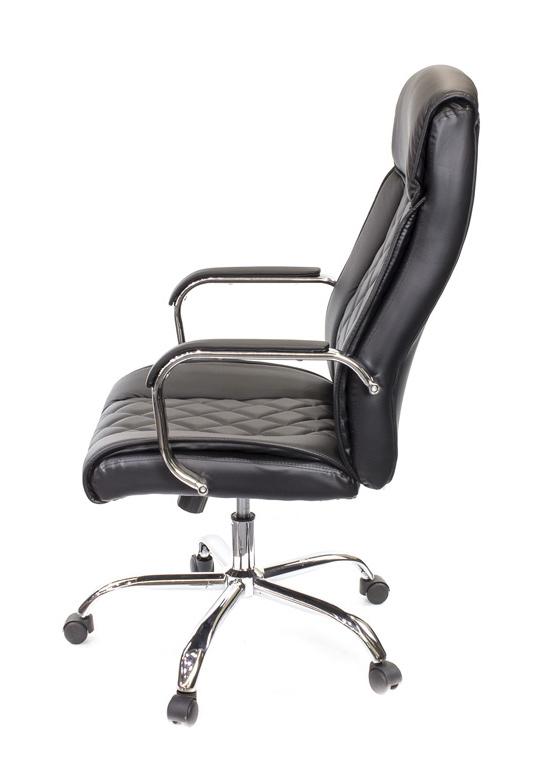 Кресло для руководителя Виконт CH ANF, черн. АКЛАС - фото 3
