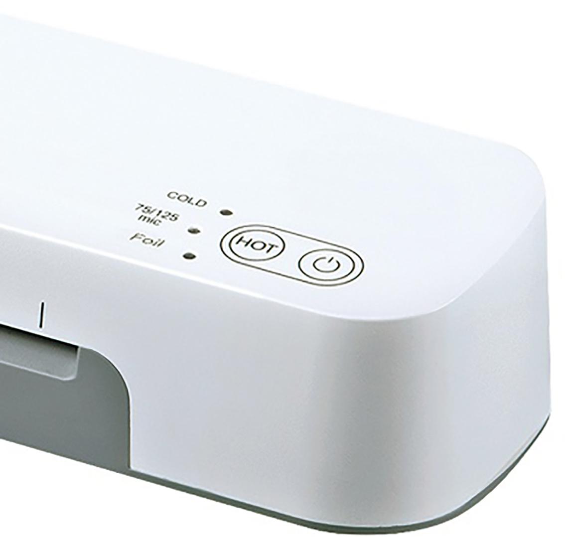 Ламинатор A4 VISION G10-FP, плотность пленки 175мкм. D&Art - фото 2