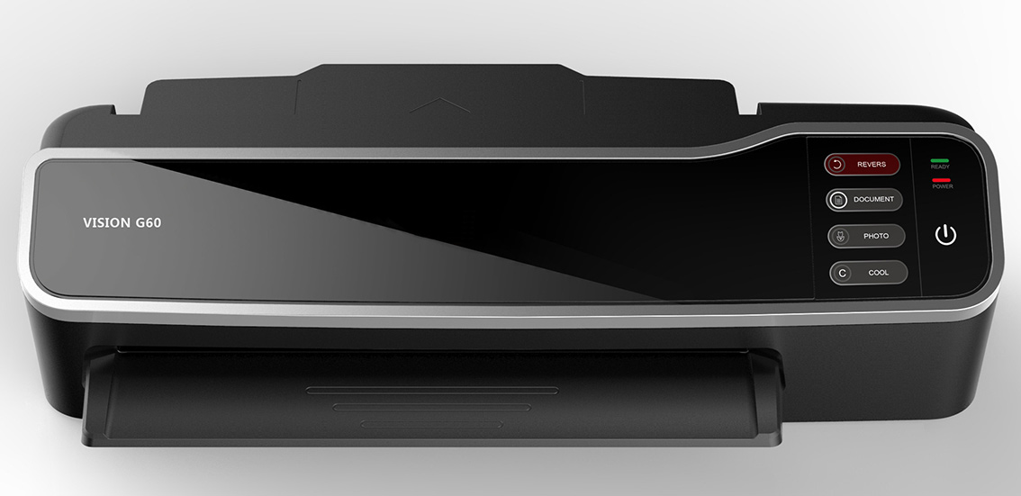 Ламинатор A3 VISION G60, плотность пленки 250мкм., сенсорный D&Art - фото 3