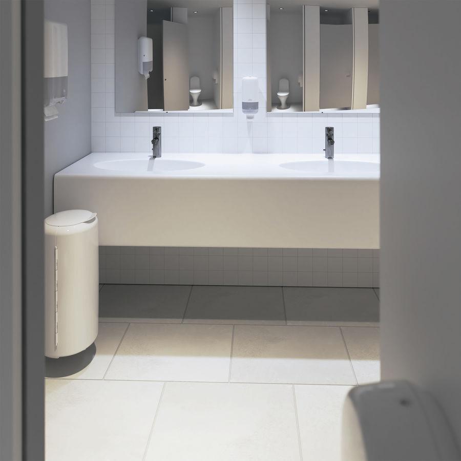 Диспенсер для жидкого мыла-пены, Elevation, пластик, (S4), бел. Tork - фото 3