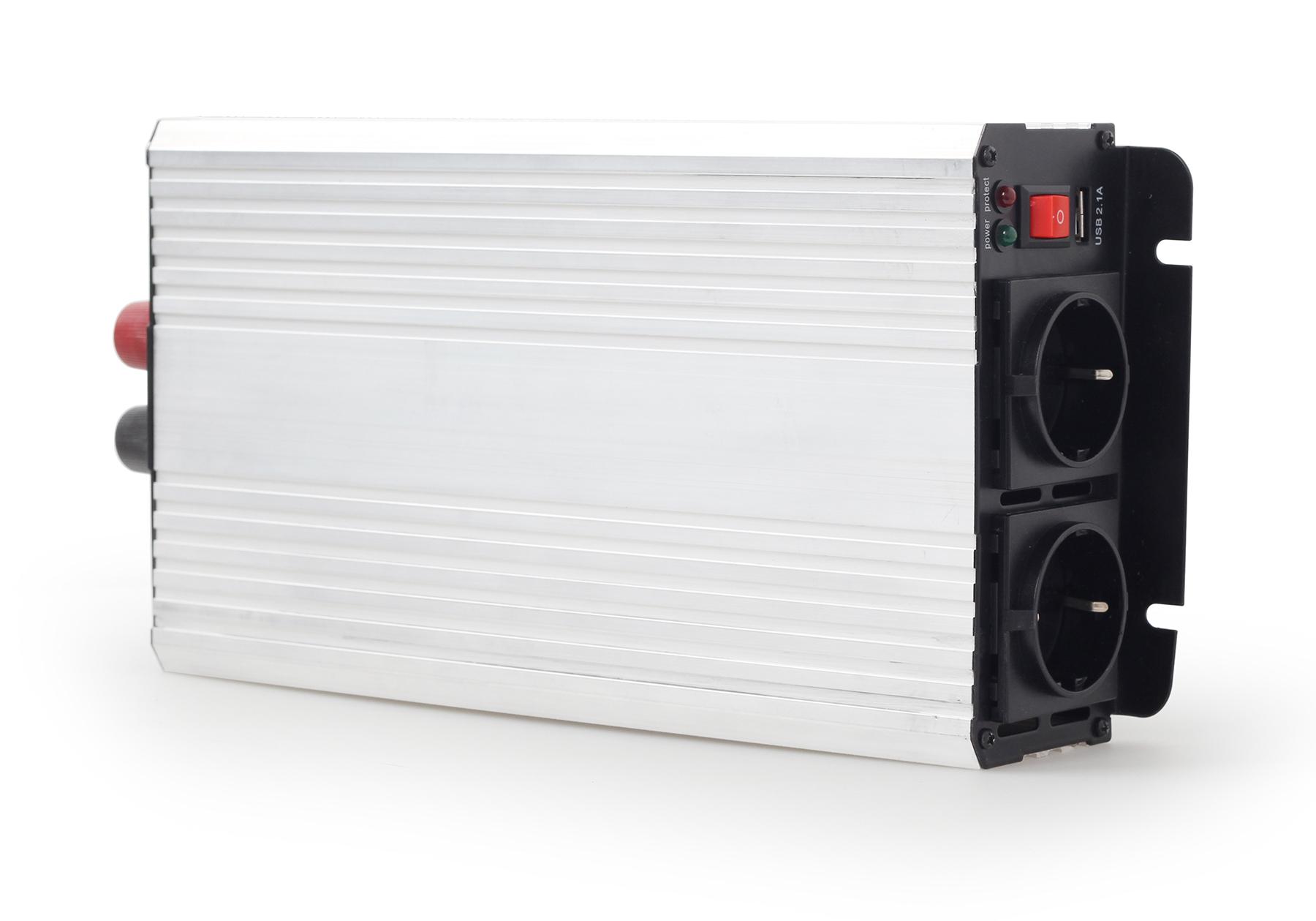Автомобильный инвертор 12V/220V 800 ВТ ENERGENIE (EG-PWC-044) Energenie - фото 5