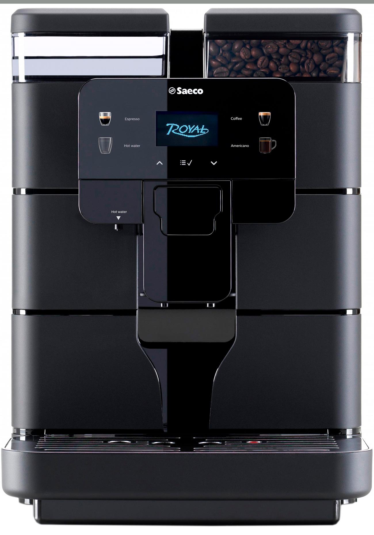 Кофемашина Saeco Royal Black, черн. SAECO - фото 1