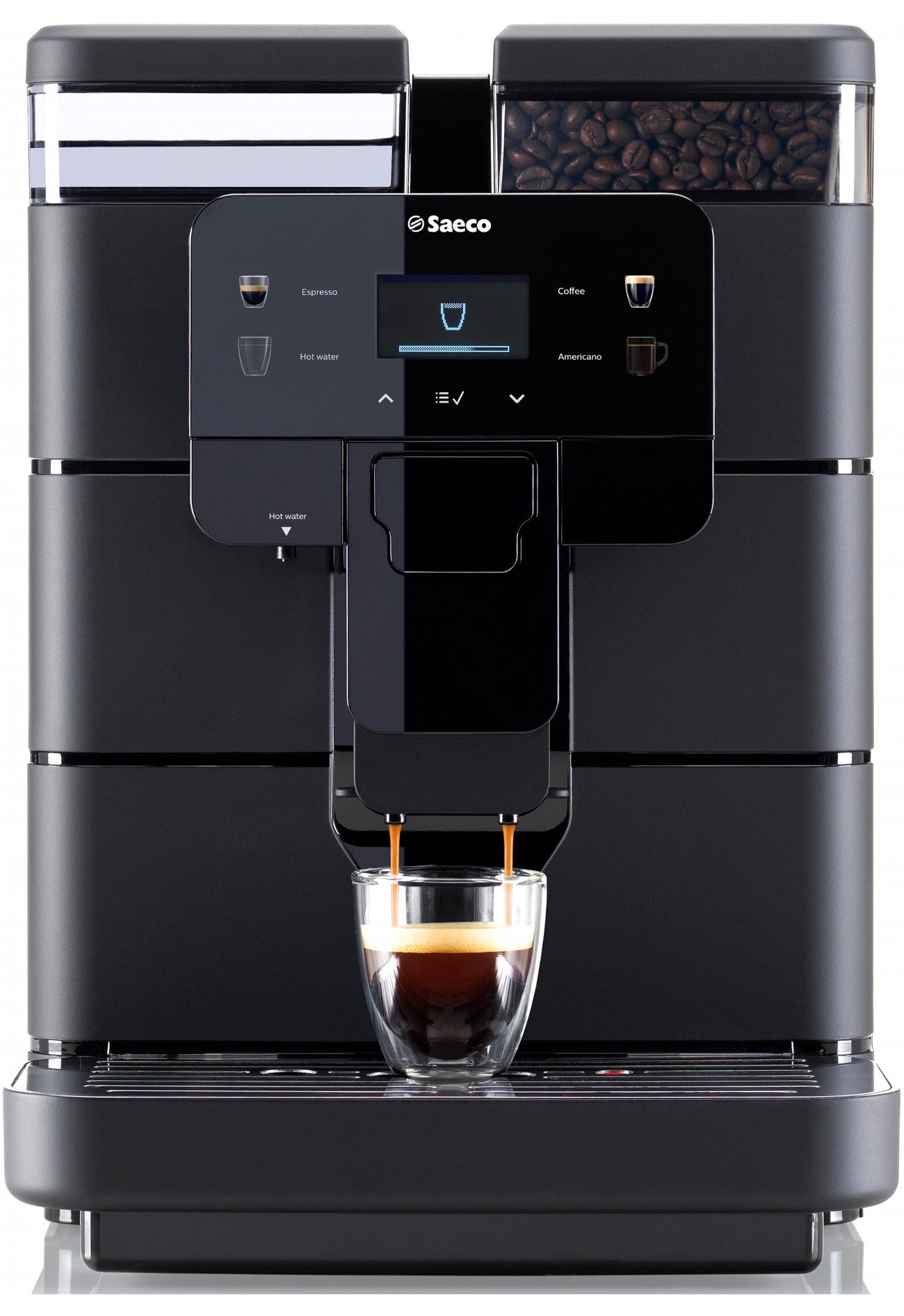 Кофемашина Saeco Royal Black, черн. SAECO - фото 3