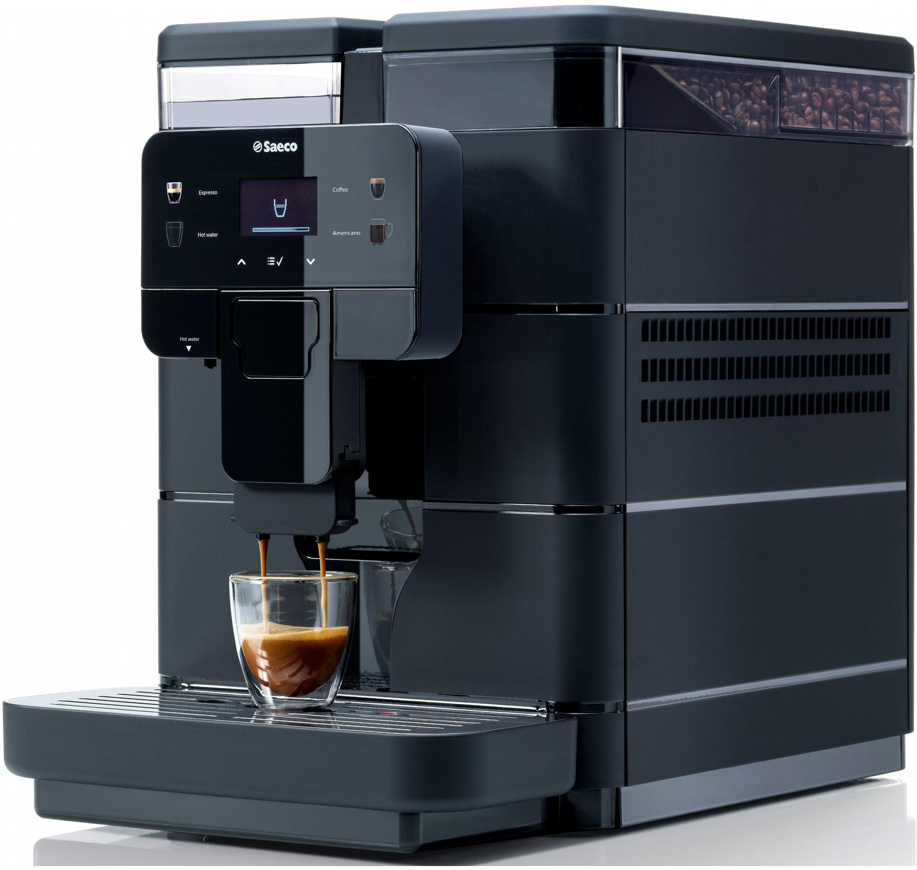 Кофемашина Saeco Royal Black, черн. SAECO - фото 5