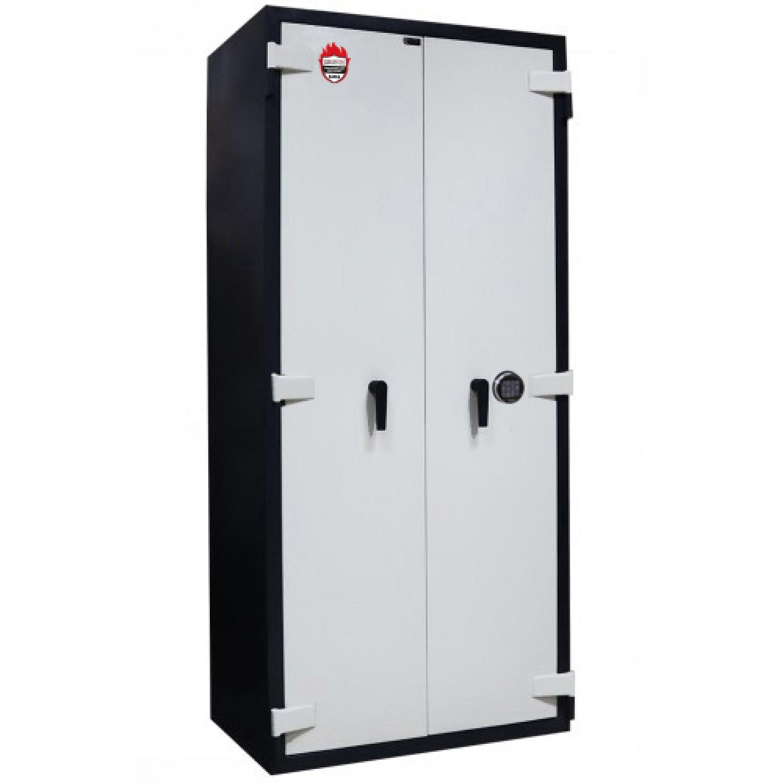 Шкаф огнестойкий с электронным кодовым замком FSL.195.2.E Griffon - фото 8