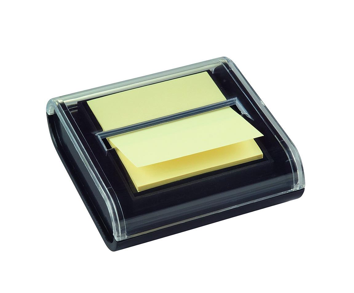 Диспенсер для Z-образного post-it 75*75мм., с блоком листов