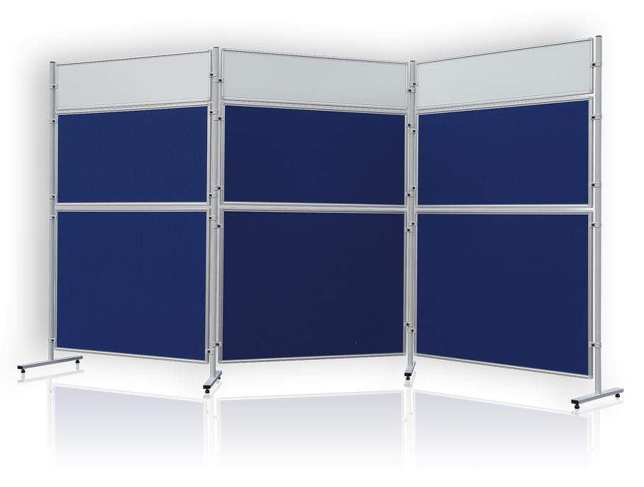 Доска модерационная 120х120см., сухостираемая, алюминиевая рамка 2x3 - фото 5